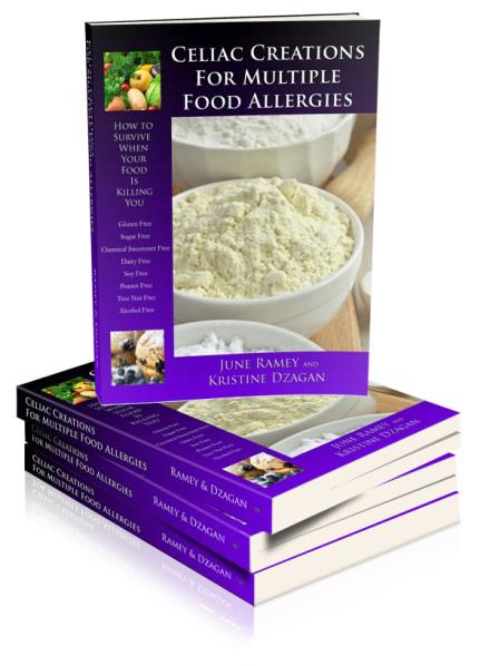 Bothered by food allergies try these natural food recipes the food allergy book forumfinder Choice Image