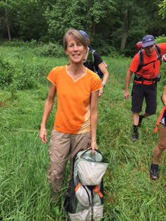 Dr. Stephany Porter attends Wilderness Medicine Field Course